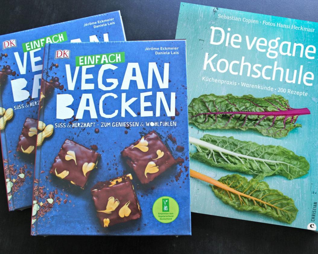 Vegan Kochen Und Backen Zwei Buchtipps