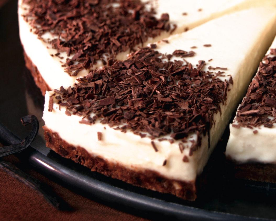 Weisse Schokoladefrischkasetarte Rezept