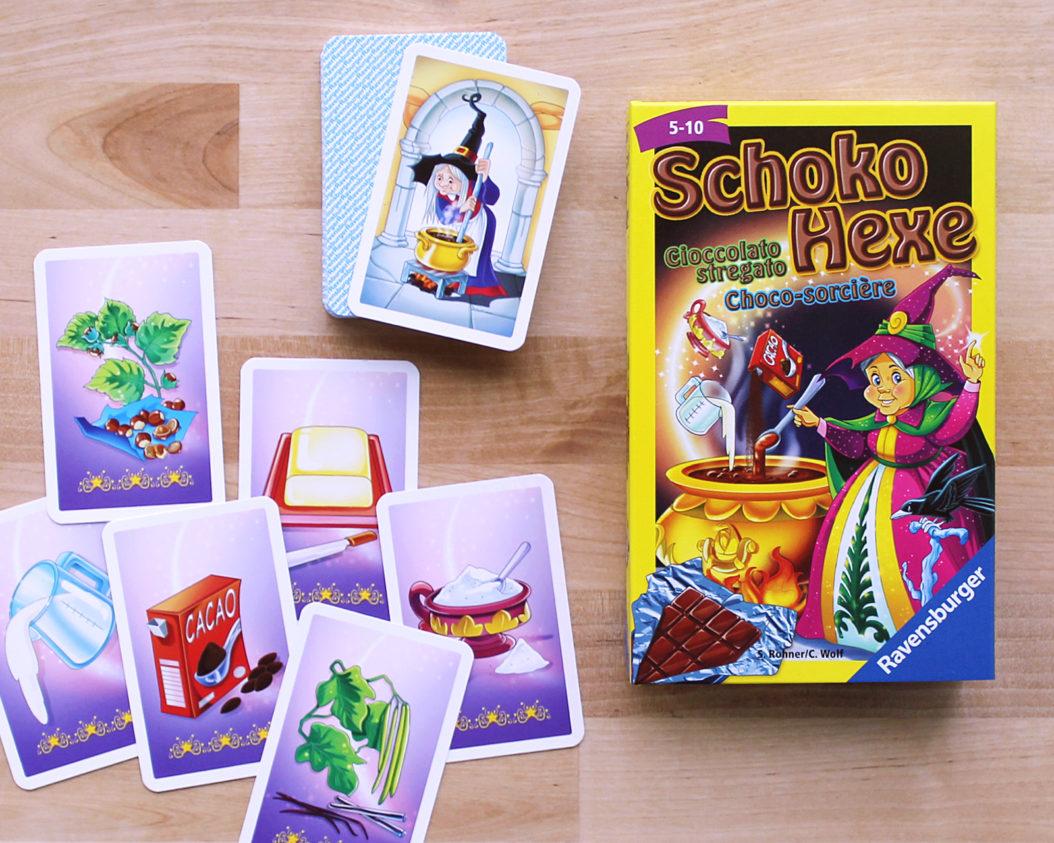 Schokohexe